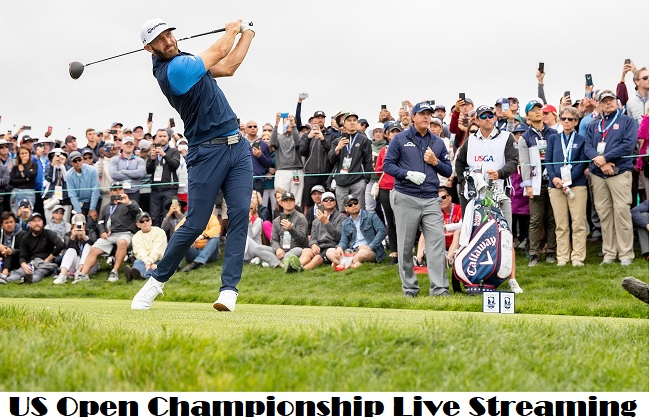 US Open Championship Live Streaming
