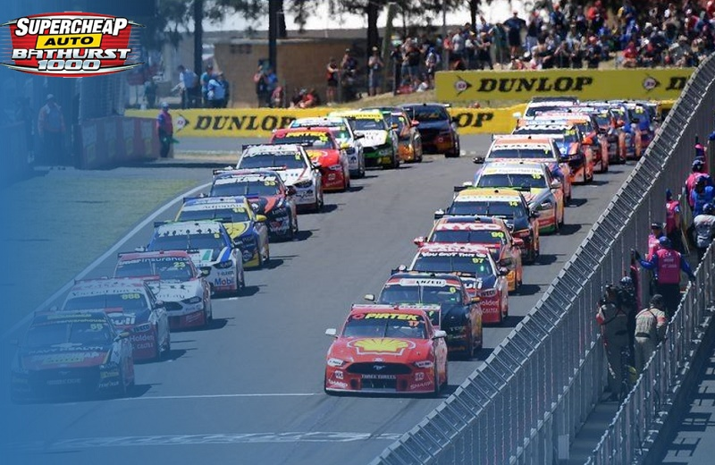 The new changes to 2020 Bathurst 1000